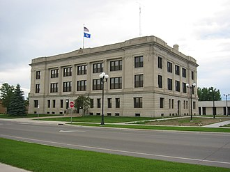 Crow Wing County, Minnesota - Image: Crow Wing Co. Courthouse