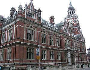 Croydon Town Hall - Croydon Town Hall