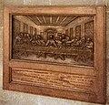 Croydon Minster, Last Supper carving.jpg
