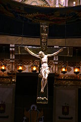 Crucifix de Montserrat (Miquel Àngel)