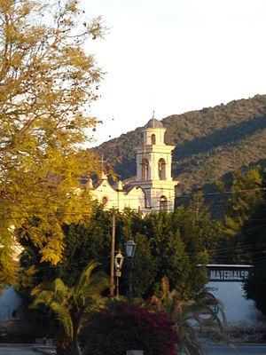 Cárdenas, San Luis Potosí - Cupula de iglesia.
