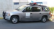 Customs Department vehicle of Jordan.JPG