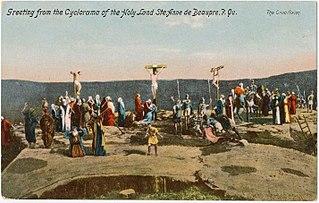 Jérusalem le jour de la Crucifixion
