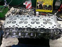 Toyota KD (двигатель) — Википедия