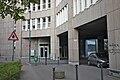 Düsseldorf Justizzentrum Ludwig-Erhard-Allee Eingang.jpg