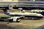 DBA Fokker 100 D-ADFB at DUS (16189084521).jpg