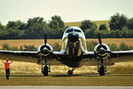 DC-3 - Flying Legends Duxford 2015 (19630580325).jpg