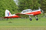DHC-1 Chipmunk 22 'WP803 - G' (G-HAPY) (32657066260).jpg