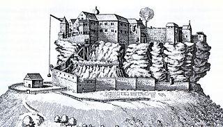 County of Dagsburg countship