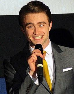 Daniel Radcliffe, 2012