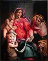 Daniele da volterra, madonna col bambino, san giovannino e santa barbara, 1545-50 ca.jpg