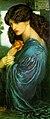 """Dante Gabriel Rossetti - """"Persephone"""".jpg"""