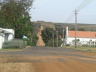 Darling, Western Cape - Image: Darling WC