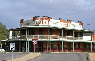 Darlington Point - The Punt Hotel