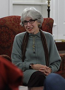 Dava Sobel with hands folded, November 8, 2007.jpg