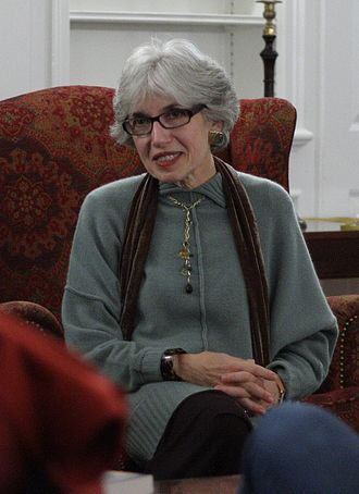 Dava Sobel - Sobel speaking at a Yale event in 2007