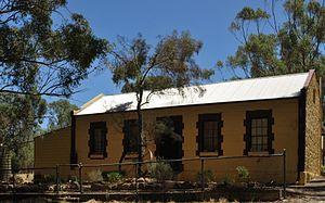 Daveyston, South Australia - A historic building in Daveyston