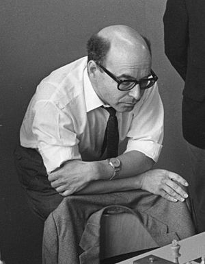 David Bronstein - Image: David Bronstein 1968b