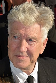 David Lynch at the 2017 Cannes Film Festival