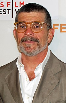 Screenwriter and director David Mamet