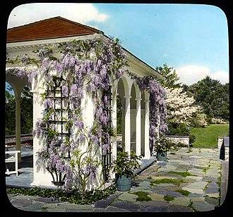 Locust Valley, New York - John W. Davis Garden, 1930