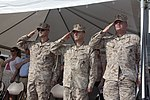 Davis relinquishes command of 2nd MAW, A look back at two years of expeditionary warfare 120524-M-QB428-146.jpg