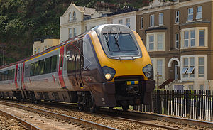 Arriva UK Trains - CrossCountry Class 220