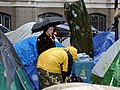 Day 43 Occupy Wall Street October 29 2011 Shankbone 5.JPG