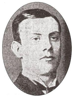 Walter Dew - Detective Constable Walter Dew c. 1887