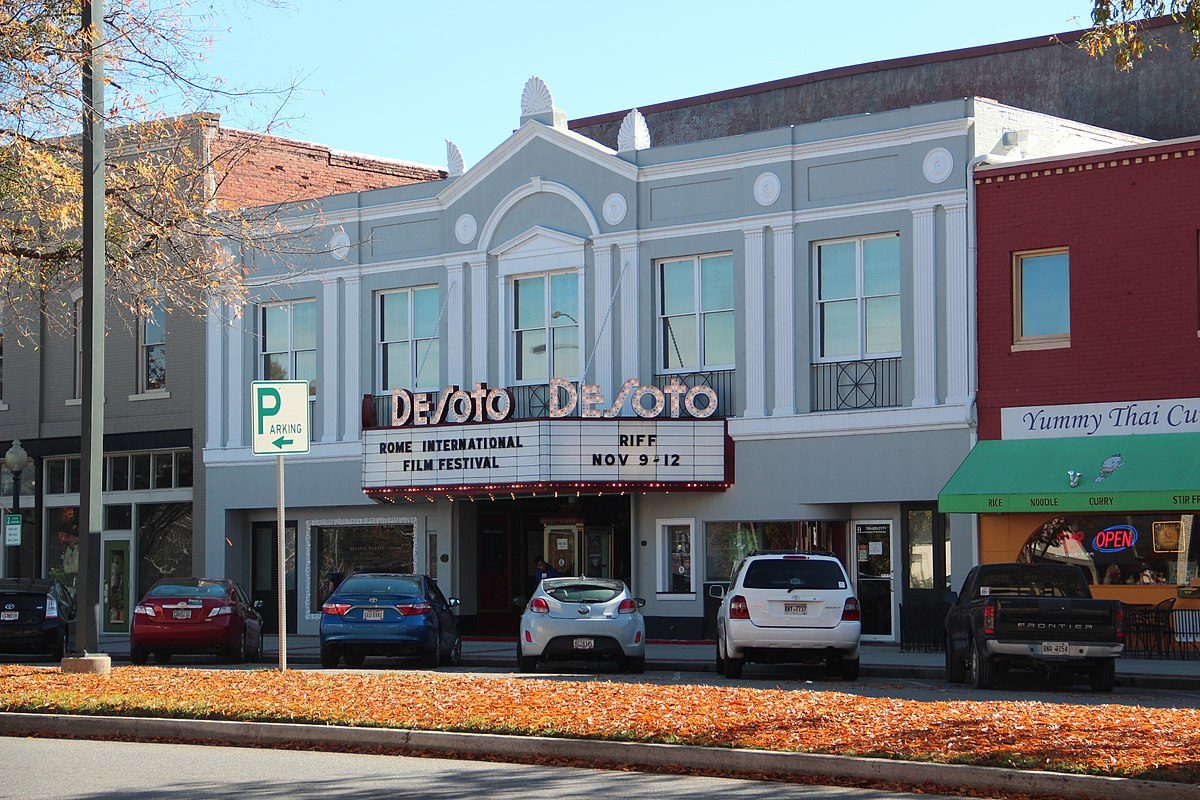 New York Prime >> DeSoto Theater - Wikipedia