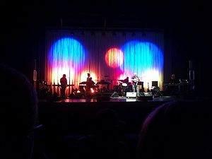 Dead Can Dance - Dead Can Dance at Cemil Topuzlu Open-Air Theatre, Istanbul, 19 September 2012
