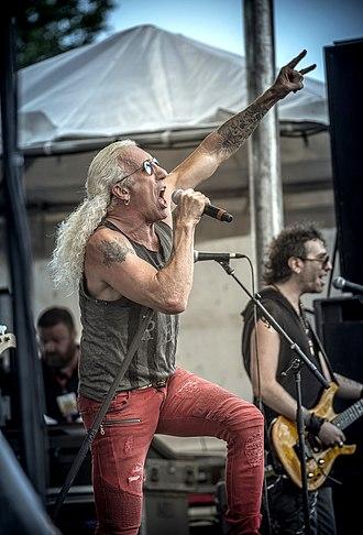 Dee Snider - Dee Snider Live 2017 in Montebello