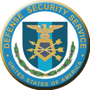 Defense Security Service - Seal of the Defense Security Service