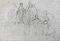 Dehodencq A. - Pencil - Feuille d'étude de personnages - 21.2x31cm.jpg