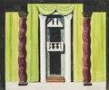 Dekorationsskiss av Isaac Grünewald - Fiesco - SMV - DTM 1990-0151.tif