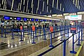 Delta Air Lines check-in area K at ZSPD T1 (20191112180928).jpg