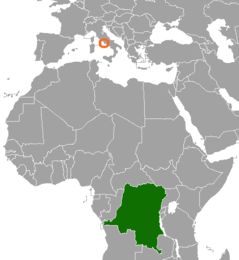 Diplomatic relations between the Democratic Republic of the Congo and Holy See