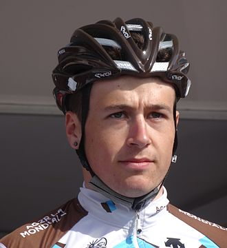 Alexis Gougeard - Gougeard at the 2014 Grand Prix de Denain