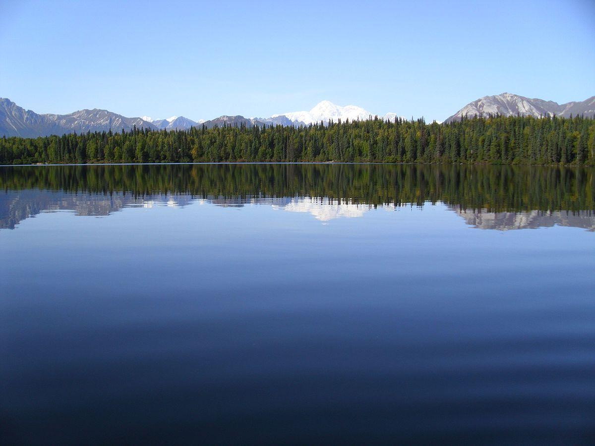 Byers Lake Alaska Wikipedia