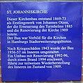 Denkmalschutztafel für die evangelisch-lutherische Friedenskirche in Hamburg-Altona-Altstadt.jpg