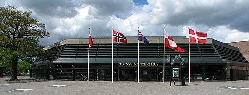 Denmark-Odense Concert Hall