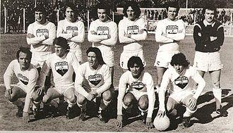 Deportivo Armenio - The 1976 team that won the Primera C title.