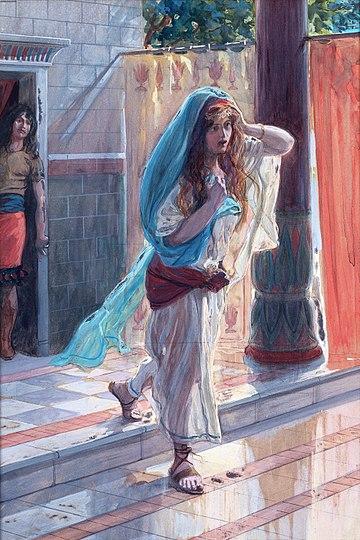Women In The Bible Wikiwand