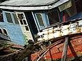 Detail of Derelict Boat - Ayutthaya - Thailand (34154620833).jpg