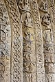 Detail of doorway at Malmesbury abbey - Flickr - Dave S..jpg