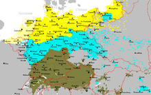 Deutsche Sprachgeschichte Wikipedia