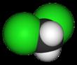 Dichloromethane-3D-vdW.png