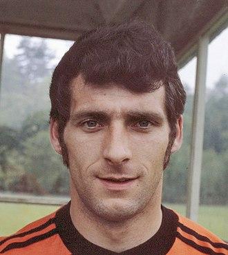 Dick Nanninga - Dick Nanninga in  1978