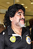 Diego Maradona 2012