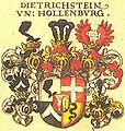 Dietrichstein von Hollenburg CoA.jpg